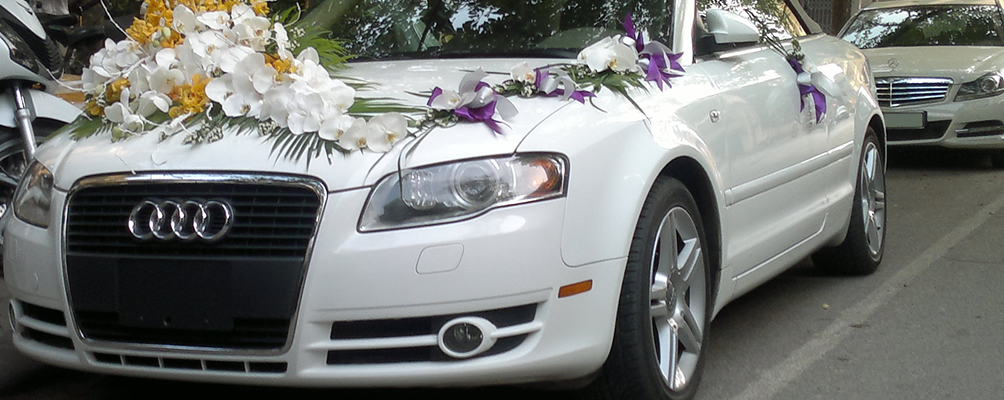 Hợp đồng cho thuê xe cưới