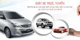 Dịch vụ cho thuê xe tự lái 4, 7, 16 chỗ tại Hà Nội, TP Hồ Chí Minh, Đà Nẵng